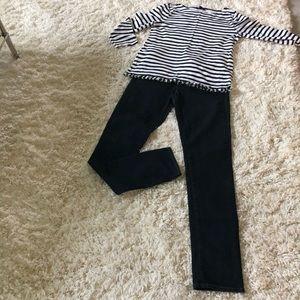 Paige dark denim skinny jeans!